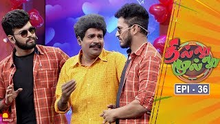 Thillu Mullu 19-20-2019 Kalaignar TV Show