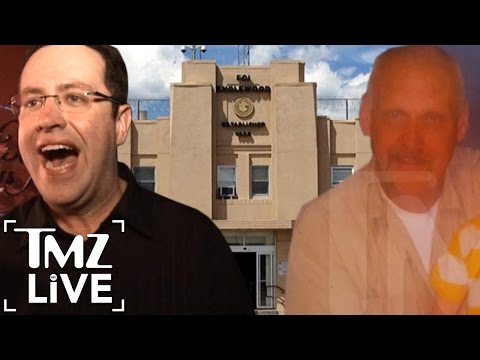 Jared Fogle Beaten and Bloodied In Prison Ambush | TMZ Live