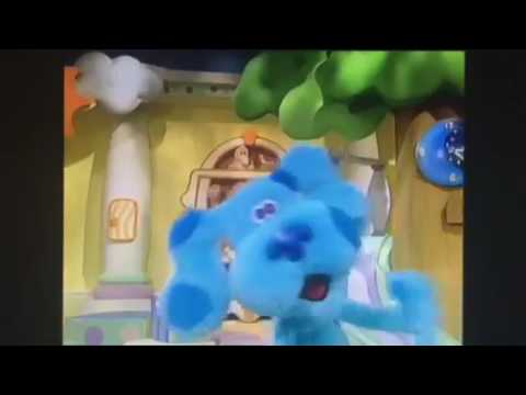 Blue S Room Sing And Boogie Vhs