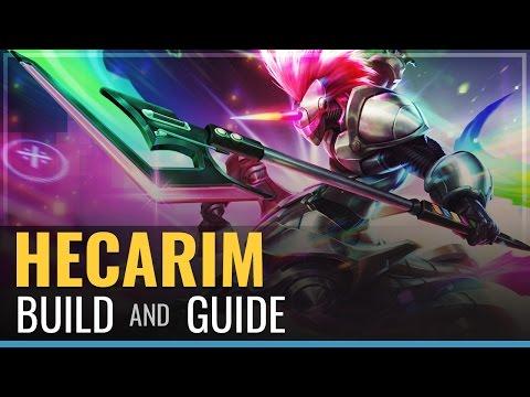 Best Hecarim Build S Jungle