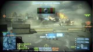 BF3 - How To Effectively Use The AAV-7A1 AMTRAC , Tips And Tricks