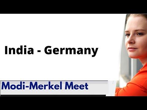 German Media Reactions: Modi - Merkel Meet | Does Germany Need India? | Karolina Goswami