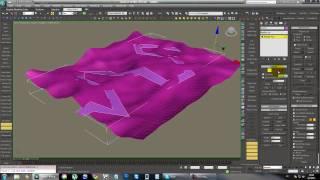 3d studio max tutorial how to make road on terrain