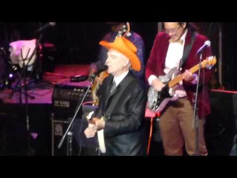 Who is William Onyeabor? - Fantastic Man (David Byrne) (Greek Theatre, Los Angeles CA 5/8/14)