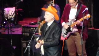 Who is William Onyeabor? - Fantastic Man (David Byrne) (Greek Theatre, Los Angeles CA 5/8/14)
