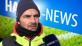 Hansa-News vor dem Landespokalhalbfinale