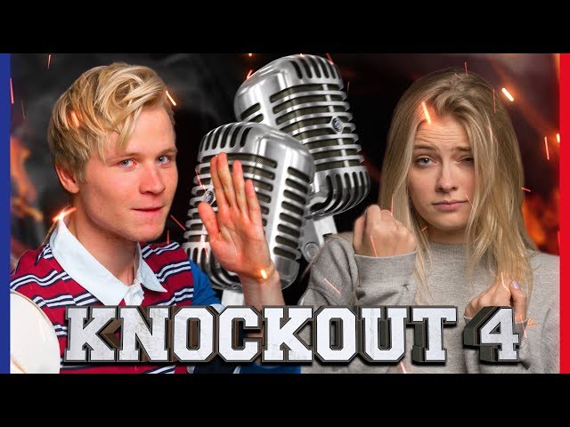 KELVIN VS. MARIJE – KNOCKOUT 4 | Challenges Cup #61