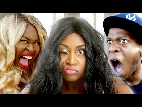Nicki Minaj and Beyonce -