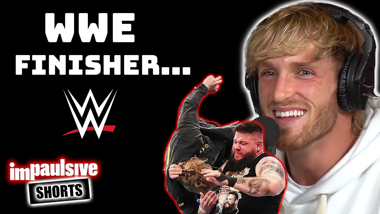 LOGAN PAUL PERFORMS HIS WWE FINISHER ON MIKE MAJLAK!