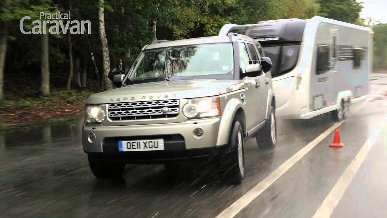 Practical Caravan Land Rover Discovery