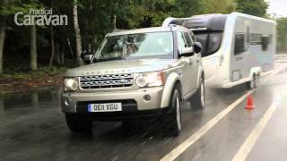 Practical Caravan | Land Rover Discovery | Review 2013