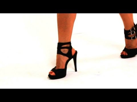 c840d7a52bd How to Walk like a Model | High Heel Walking