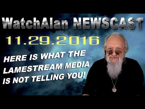 Alan's Real News | November 29, 2016