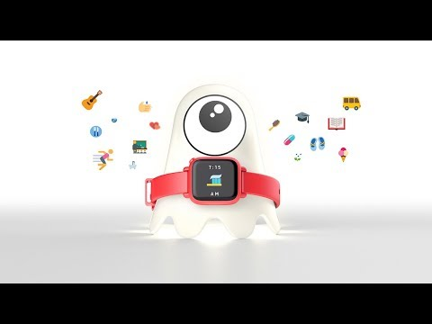 Kristin Lessard & Steve Kelly  - Gift Your Kid The Octopus Watch To Promote Good Habits