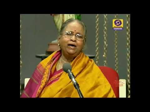 Classical  Carnatic Music bhushannakke bhushana by Lalitha nagarajan