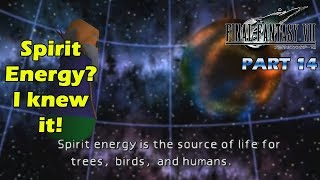 The FF Journey: Final Fantasy VII part 14 - Spirit Energy? Is That The Technical Term?