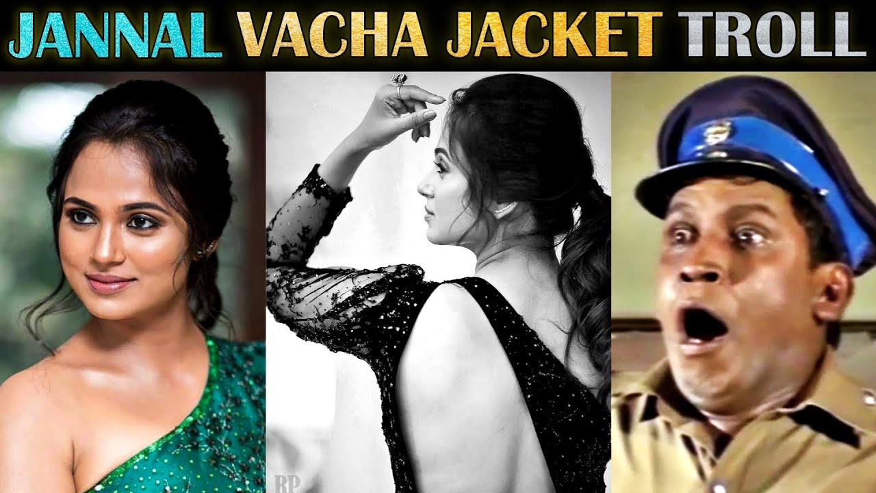 Ramya - Jannal Vacha Jacket Troll   ஜன்னல் வச்ச ஜாக்கெட்   Ramya Pandian   Tamil   Rakesh & Jeni 2.0
