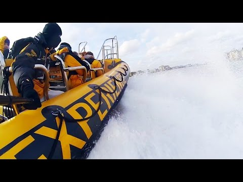 Thames RIB Experience - Speedboat on River Thames - London