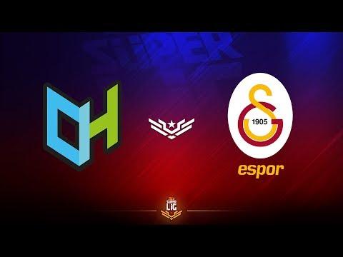 Zula Super Lig 3 Sezon 1 Hafta 1 Gun Maclari Oyun Hizmetleri Vs Galatasaray Espor