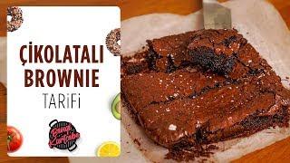 Islak ve Bol Çikolatalı Brownie Tarifi Tatlı Tarifleri