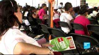 MEXICAN ELECTIONS: Mexican votes
