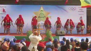 Newari Traditional Monkey Dance
