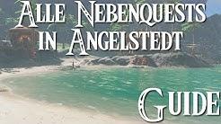 ZELDA: BREATH OF THE WILD - Alle Nebenquests in Angelstedt - Guide