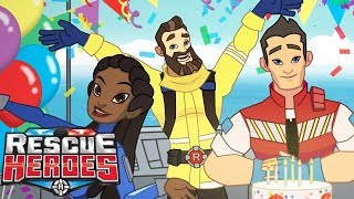 Meet The Heroes - Rescue Heroes™ | Cartoons For Kids | Fisher-Price