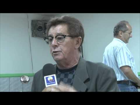 Presidente da Câmara Municipal de Areia Branca Tonha da Cohab inova com o lançamento do programa Legislativo em Ação