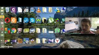 Как сделать плеер youtube на рабочем столе поверх всех окон как видео плеер(Официальная страница браузера opera http://www.opera.com/ru., 2016-05-05T13:33:52.000Z)