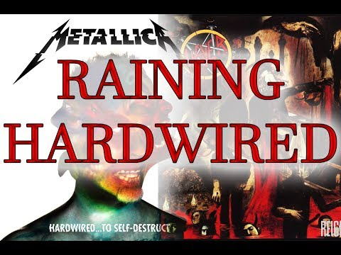 Metallica - Raining Hardwired (Parody) HD