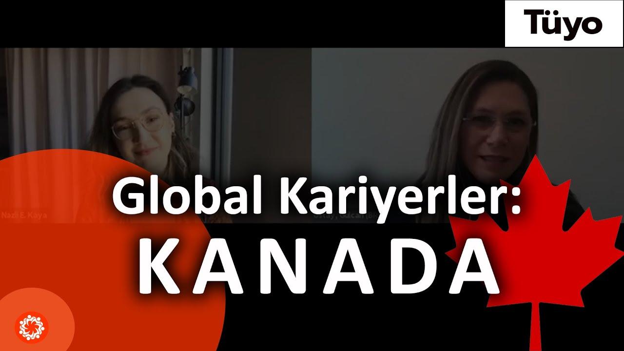 Kanada'ya Uzanan Kariyer Yolculuğu - Gülcan Ustay, Nazlı Kaya | BinYaprak