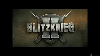 Blitzkrieg 2 gameplay (PC Game, 2005)