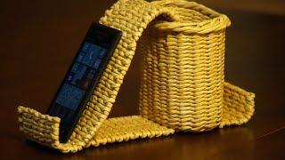 Комбинированная подставка для смартфона. Часть 2.