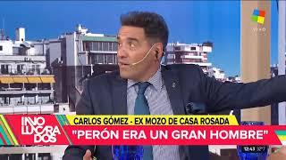 Carlos Gómez, mozo de la Rosada durante más de 48 años thumbnail