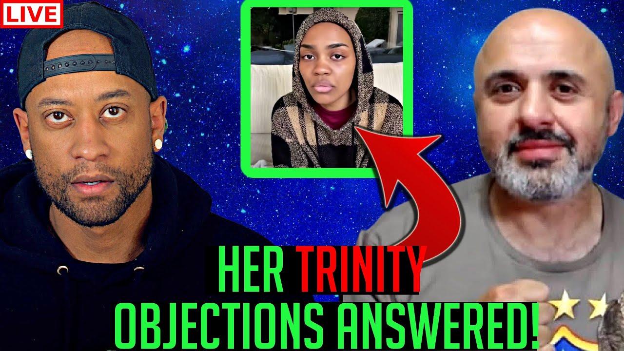Famous Actress Argues TRINITY IS FALSE (LIVE Response)