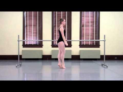 Ballet Audition - Grace Sanders