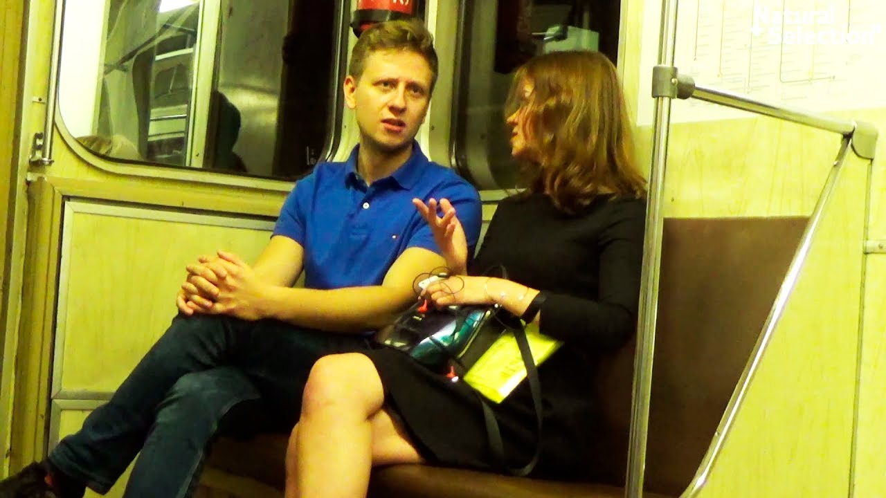 Знакомства в метро фото