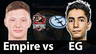 Empire vs EG - EPIC SHIT - TI7 MAIN EVENT LB R2 - Dota 2