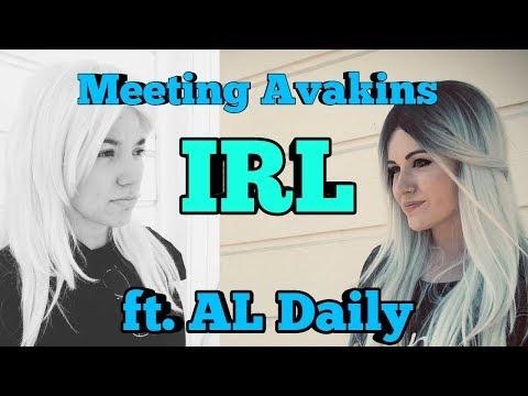 Meeting Avakins IRL -AL Daily aka Kimmi Nicole🤞🔥
