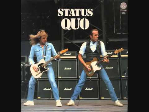 status quo - photo #2