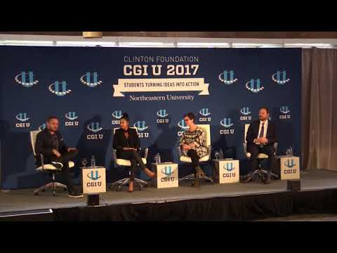 CGI U 2017 | Creating Buzz: Using Technology to Expand Your Impact