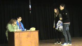 DRAMA 4t ESO A THE HUMAN HEART - VII