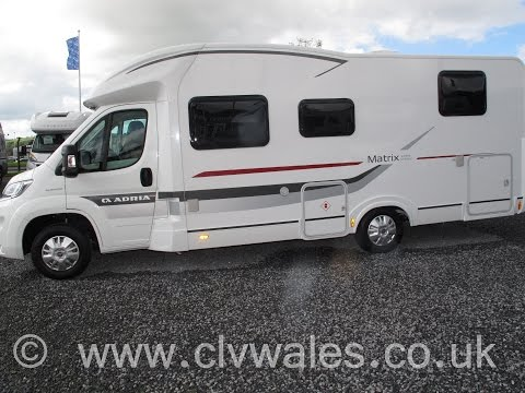 2015 Adria Matrix Axess M670 SC