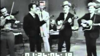 Flatt and Scruggs - Lonesome Road Blues