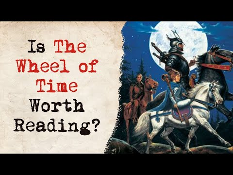 Is The Wheel of Time Worth Reading?