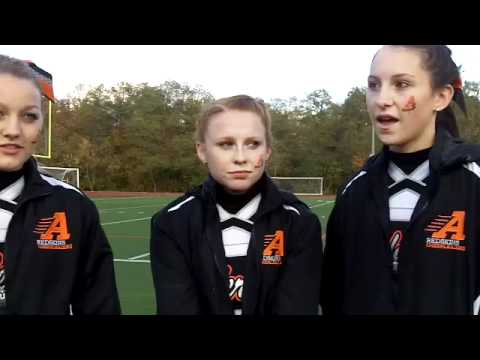 Anderson High School Cheerleading Meet The Squad Youtube