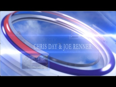 Chris Day and Joe Renner Preble County Commission Candidates