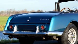 1964 Facel Vega Facel 6 (HD photo video with stereo engine sounds!)