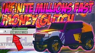 the best unlimited solo - GTA 5 Money Glitch *GET Million$ FAST* gta online 1.46 money glitch